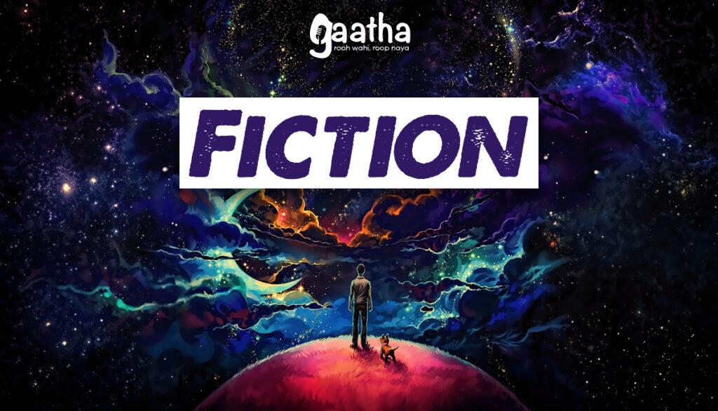 Fiction stories gaatha on air